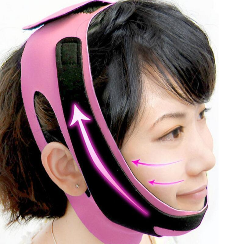 Delicate Face Lift Tool Facial Thin Slimming Bandage Skin Care tool Belt Shape And Lift Reduce Double Chin Face Slimming Band#jhgggggk