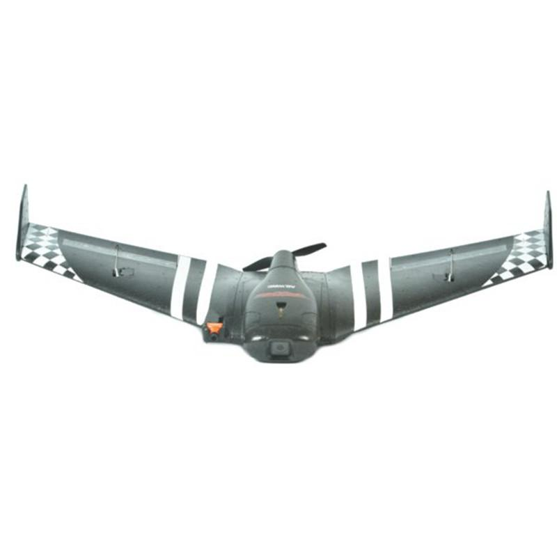 SONICMODELL AR Wing 900mm Wingspan EPP FPV Flywing RC Airplane 600TVL Camera High Speed PNP/ KIT & 5030 Propeller