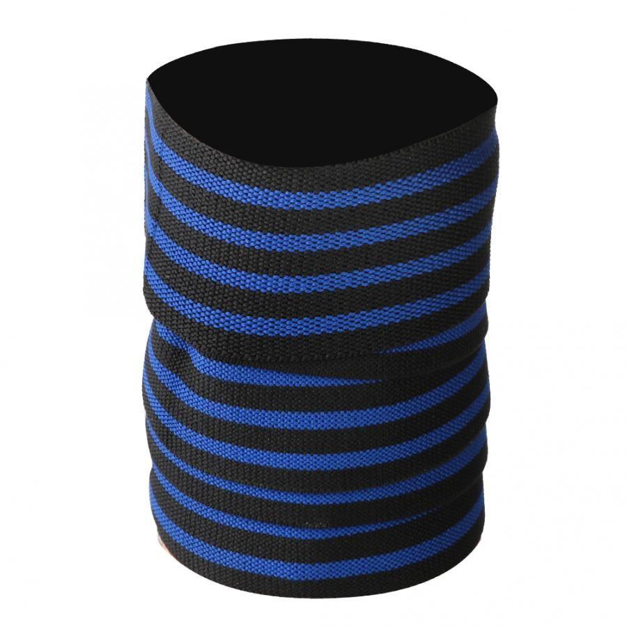 Локоть коленные колодки регулируемые прокладки Brace эластичный нейлон четыре полосы спортивные повязки обертки мягкие поддержки спортивный фитнес аксессуар