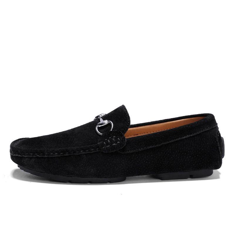 الرجال اللباس أحذية سلاسل عقدة أحذية السادة السفر المشي الأحذية عارضة الراحة التنفس أحذية للرجال zy956