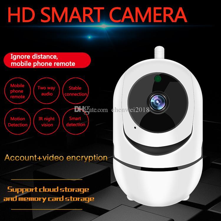 HD 720P Cloud Wireless wifi IP Camera Intelligent Auto Tracking Of Human Home Security Surveillance CCTV Network WIFI Camera