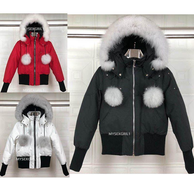 Designer famosa Womens Down Jacket Inverno Brasão Womens melhor qualidade Parka Inverno Mulheres Goose Down Jacket Tamanho S-3XL
