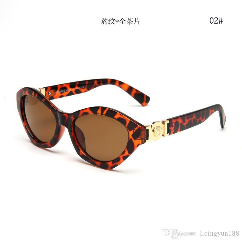 Sonnenbrillen Mode Sonnenbrillen Frauen Sonnenbrillen Neue retro Männer und Frauen der Trend Sonnenbrille Großhandel Verkäufe der Fabrik 331