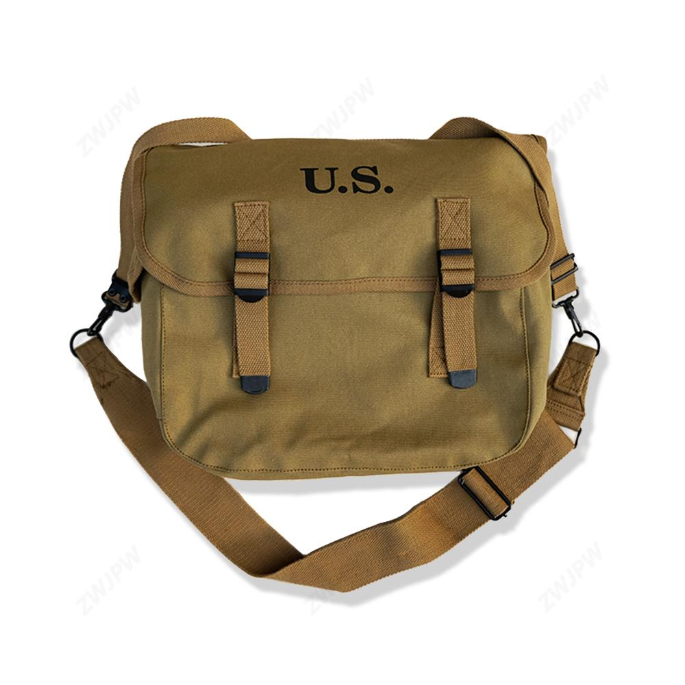 Musette Canvas Type  Anglais WW2 Pattern 37