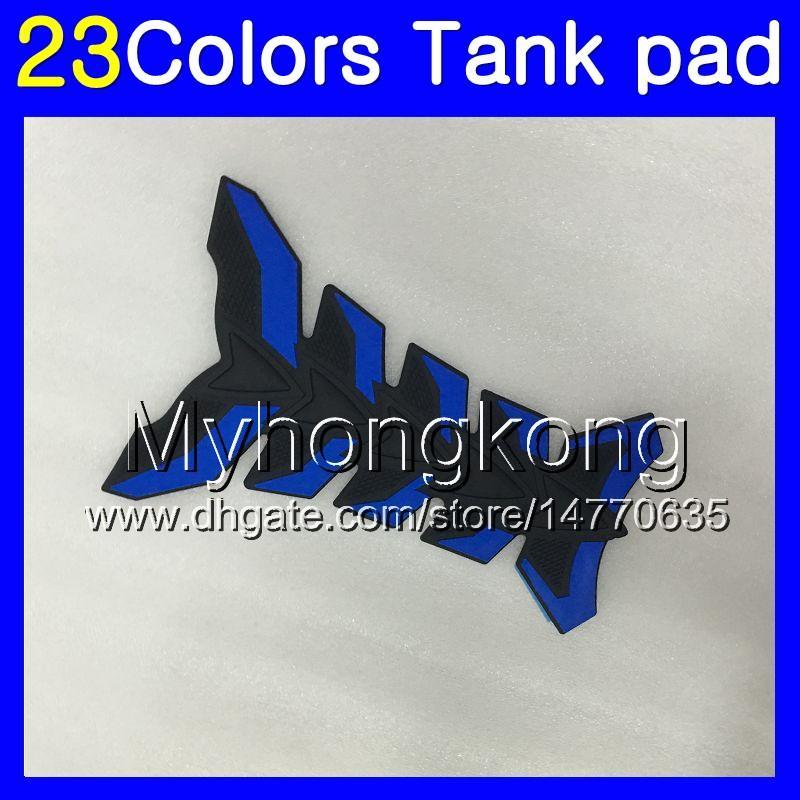 3D Karbon Elyaf Tank Pad için HONDA Pan-Avrupa ST1300 02 03 04 05 06 07 08 09 10 ST 1300 STX1300 MY136 Gaz Tankı Kapağı Koruyucu çıkartması çıkartma