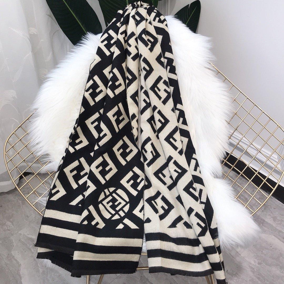 Wholesale-uomini e donne sciarpa di lana autunno lettera sciarpa di lusso stile di design e di inverno scialle sciarpa 180X70CM echarpe cachecol Sciarpa di moda