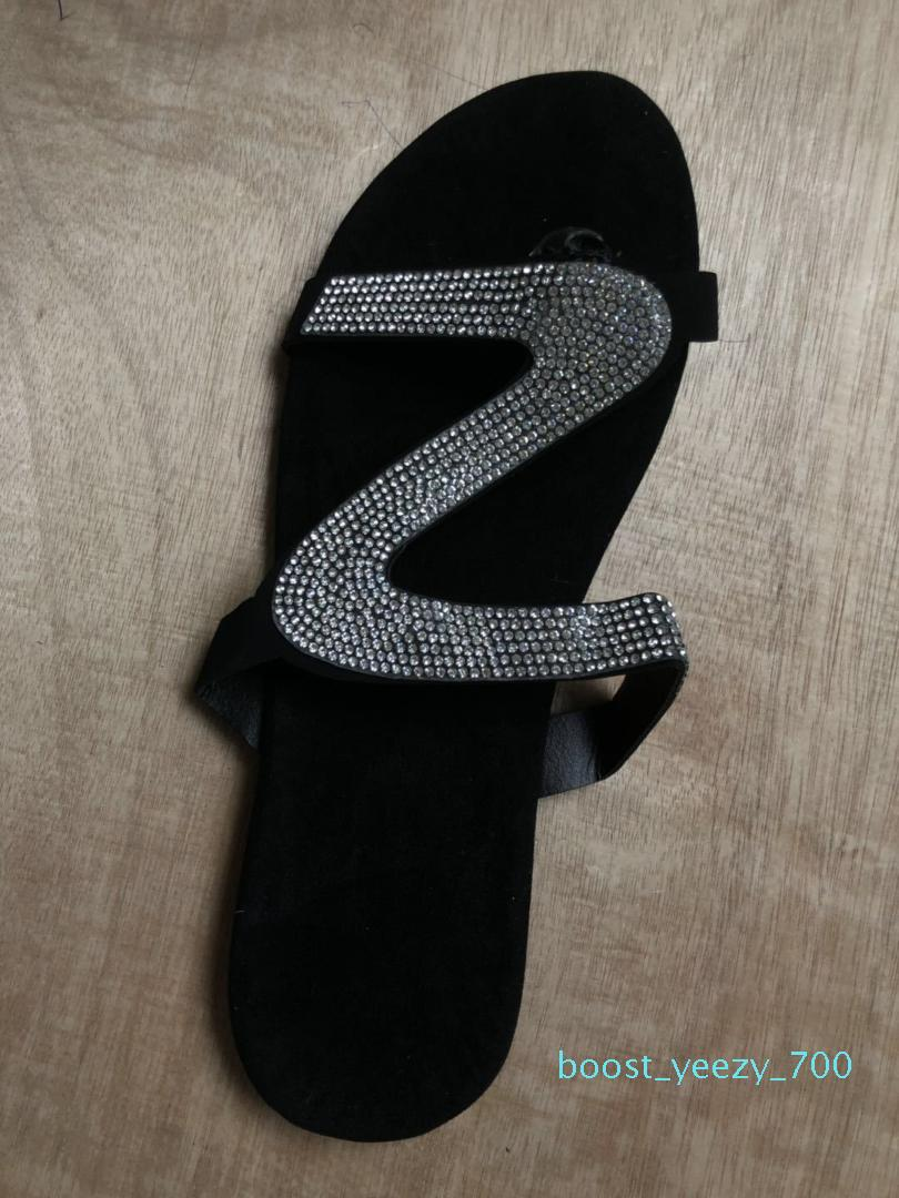 Лето Квартиры Мулы Lady Сандалии Тапочки скольжения на Open Toe Женщины Тапочки Открытый тапочка обувь Женщина Слайды Змея вьетнамки B70