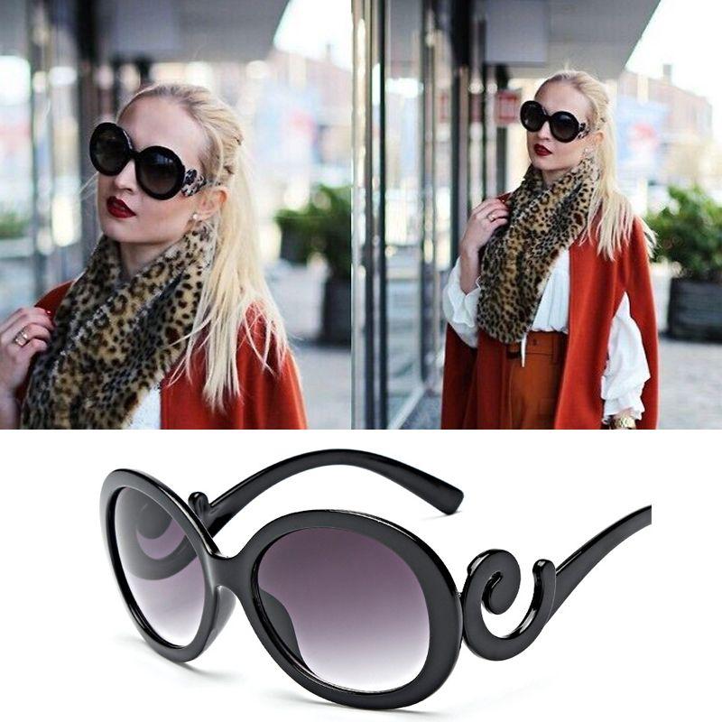 2019 Yüksek kalite Lüks vintage marka tasarımcısı SPOR shades moda boy kadınlar için yuvarlak güneş gözlüğü gözlük Fermuar ile kılıf
