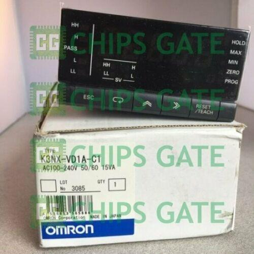 1PCS Brand New In Box Omron K3NX-VD1A K3NX-VD1A-C1 Fast Ship