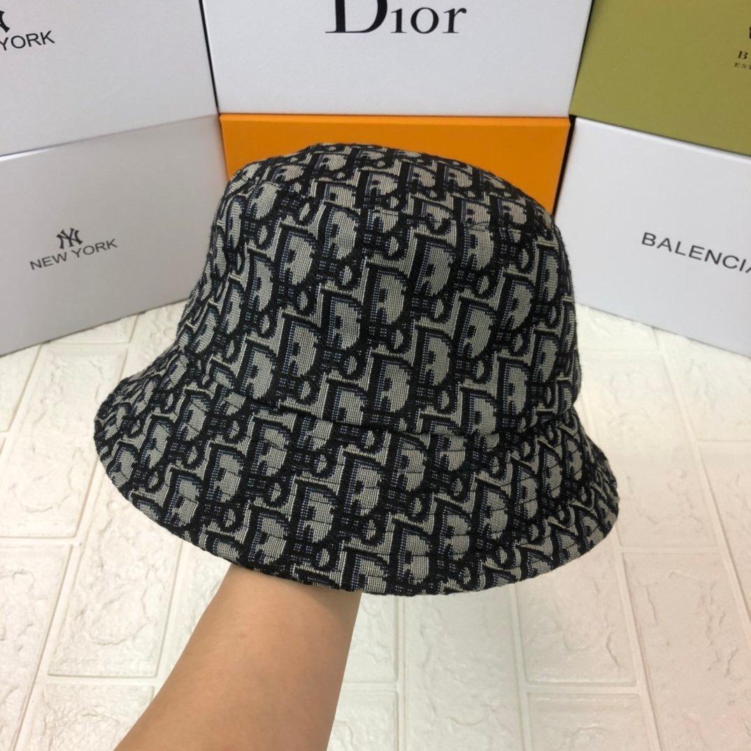 Caída y moda de alta gama sombrero de ala ancha Pescador atmosférica jugador de bolos 030 804