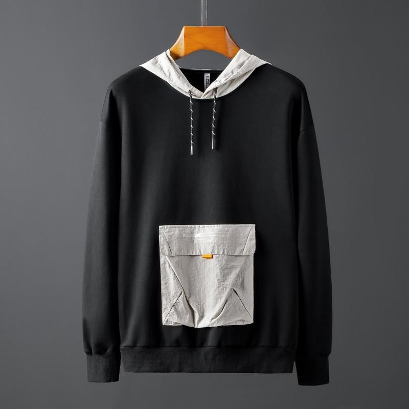 sudaderas con capucha de diseñador para hombre ropa de diseñador de lujo para hombre 2019 sudadera con capucha estilo coreano suelta primavera casual sudadera de diseñador con capucha para hombre