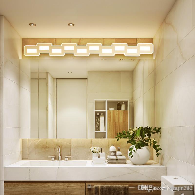 2021 Nordic Led Mirror Ceiling Light 400 1200mm Hardware Acrylic Bathroom Lamp Bedroom Cosmestic Lighting Hotel Foyer Led Bathroom Sconce From Jinjin321 31 16 Dhgate Com