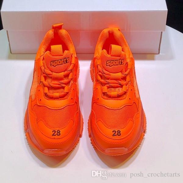 Childrens Designer Shoes High