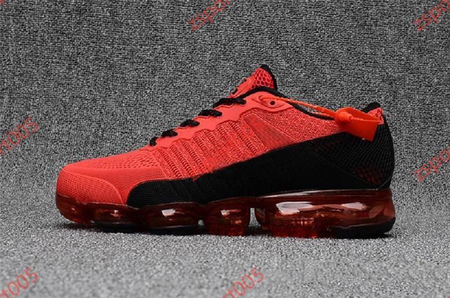 hococal de alta calidad Aire ser cierto diseño de los zapatos ocasionales 2018 Rosa Blanco Rojo Hombres Hombres Mujeres New Gold zapatillas de deporte