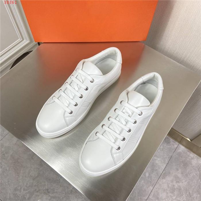 Uomo sportivo pizzo scarpe sportive, primavera / estate semplice stampato su piccole scarpe bianche mens bassa top scarpe da tavolo