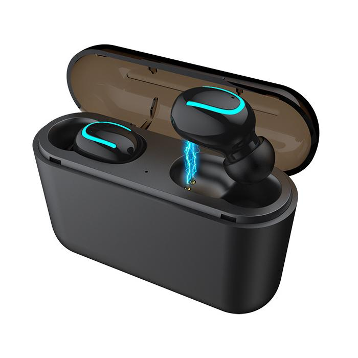 بلوتوث 5.0 سماعات TWS الألعاب سماعة ستيريو ايفي سماعة IPX5 ماء صحيح لاسلكية ياربود الرياضة أذن للحصول على الهاتف الخليوي
