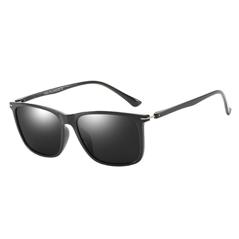Top di fascia alta New American Fashion Occhiali da sole polarizzati da uomo Guidare gli occhiali da sole polarizzati da uomo d'affari e occhiali European HD Sungla Kpuo