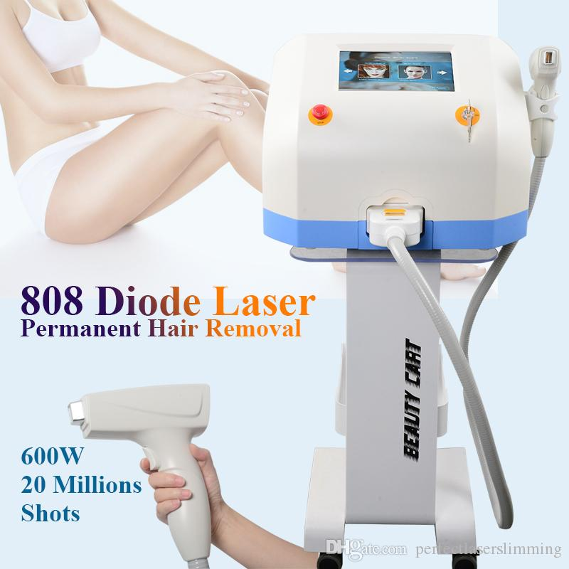 High Quality 808nm Laser Hair Removal Cost Full Body Laser Hair