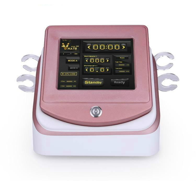 Il nuovo arrivo 2 in 1 3.0mm4.5mm High Intensity Focused Ultrasound Face Lift Hifu macchina per pelle di serraggio rimozione delle rughe