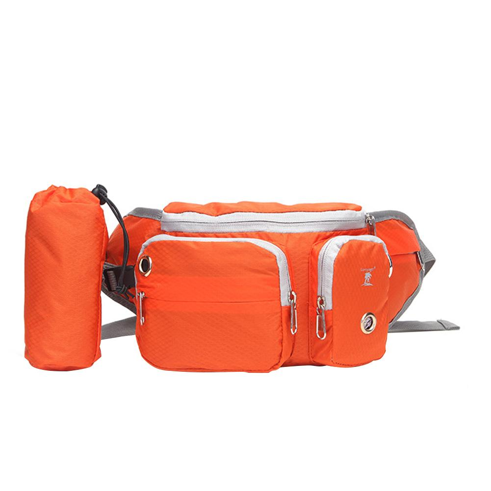 Camping Waist Pouch Waterproof Pet Accessory Running Pack Dog Training Treat Bags Comfortable Travel Climbing