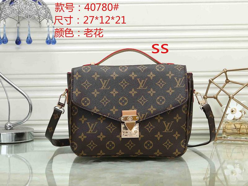 Modo di vendita delle donne Tracolle classici dell'unità di elaborazione del cuoio a catena Marmont Stile Heart Gold Bag Donne borsa Tote Bags Messenger Handbag 40.780-42