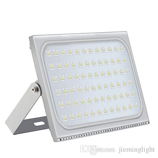 LED ضوء الفيضانات في الهواء الطلق 500W IP65 للماء أضواء الأمن في الهواء الطلق حديقة المناظر الطبيعية بقعة مصباح السوبر مشرق الكاشف 110V