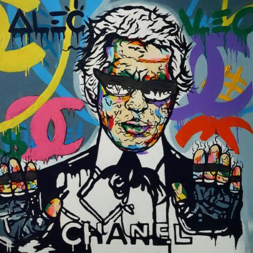 Alec Monopoly Graffiti art Lagerfeld Home Decor Handcrafts /HD Print Oil Painting On Canvas Wall Art Canvas 200226