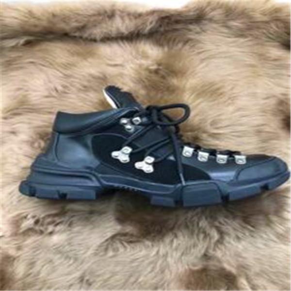 FlashTrek alta-top Sapatos Mens Casual tornozelo Sapatinho Caminhadas Militar Bota Outdoor Womens Chunky Martin Botas Sneaker BZ03