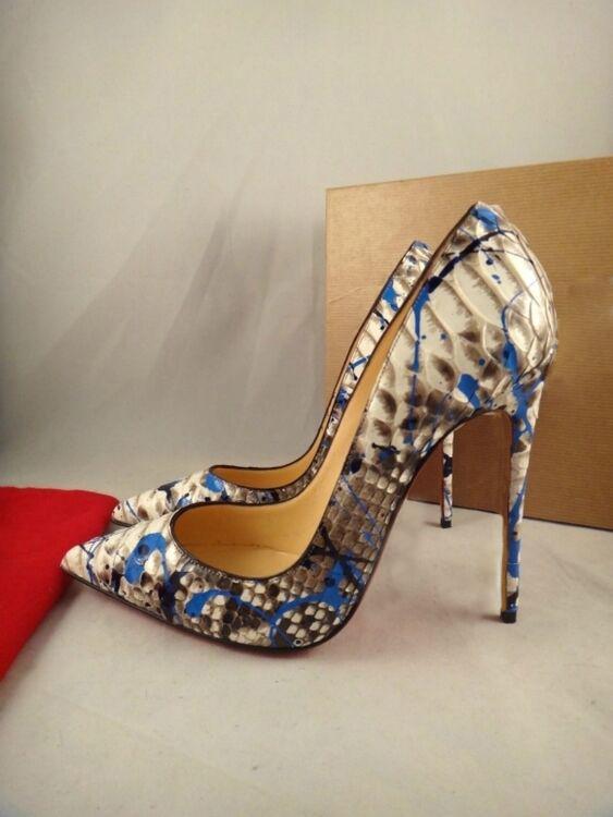 الساخنة أنماط بيع، لذا كيت الكعوب العالية أحذية جديد أحمر أسفل عاري اللون من الجلد الحقيقي نقطة تو مضخات أحذية الزفاف المطاط
