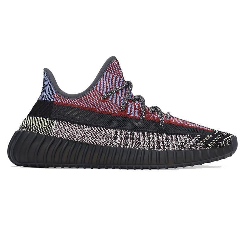 2020 nouveau Kanye West Chaussures de course Abez Antlia CINDER Citrin Éliada FLAX ISRAFI Lin MARSH Noir Reflective Hommes Femmes Sneakers Livraison gratuite