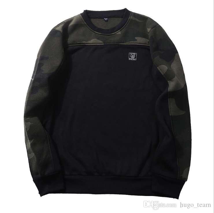 camisola masculino dos homens da aptidão hoodies Primavera Outono capuz Casual Tops Sportswear New Arrival