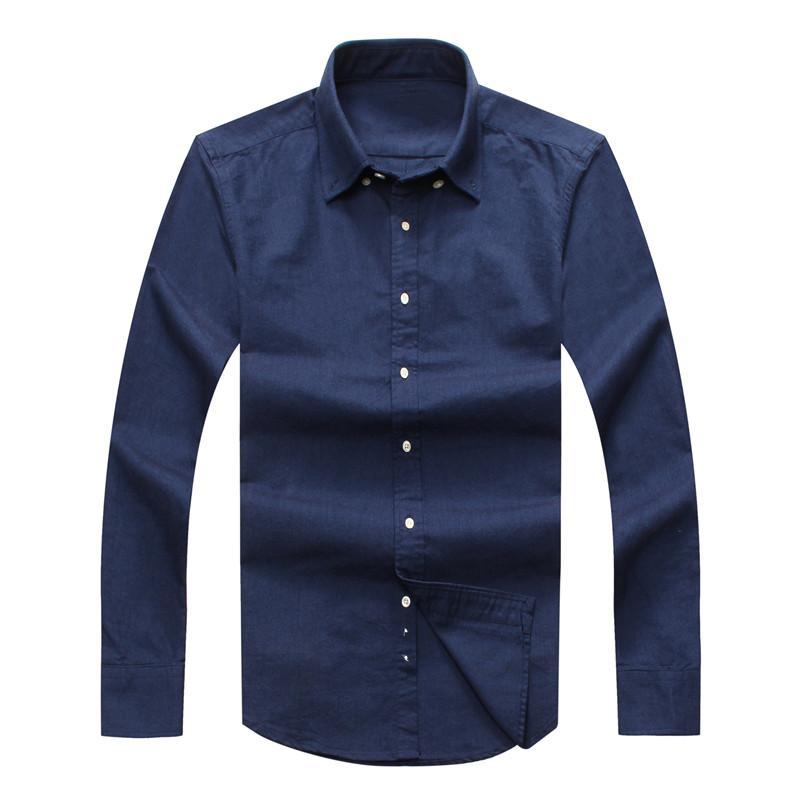 D3027 homme petit haut coton quality100% de camisa masculina hommes robe à manches longues Chemises hombre mode casual chemises