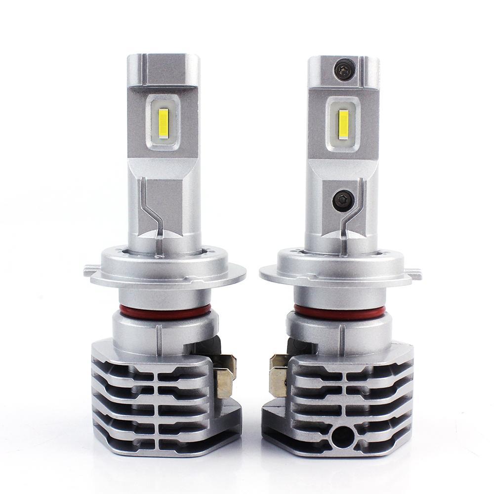 personalizado faróis melhor carro sistema H7 auto iluminação cabeça levou luz lâmpadas led automotivas