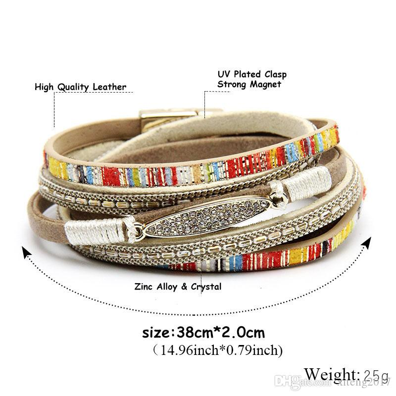 bracelet cuir ado fille