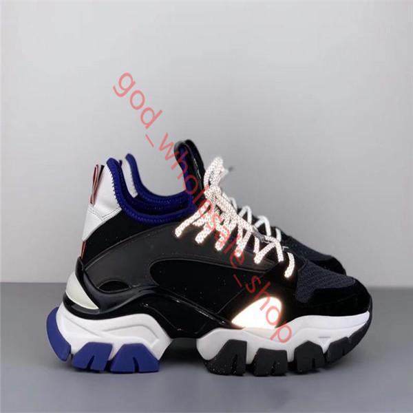 xshfbcl ayakkabı tasarımcısı erkek ayakkabıları 3M yansıtıcı TREVOR erkekler rahat ayakkabılar kaliteli tasarımcının ayakkabı boyutu 38-46 birden fazla renk hococal
