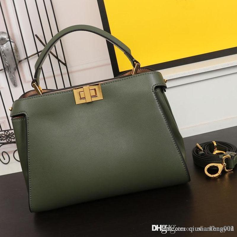 Классическая мода леди сумки дизайнер роскошных кожаных изделий кожаный мягкий удобный элегантный темперамент леди плечо мешок NB: 3305