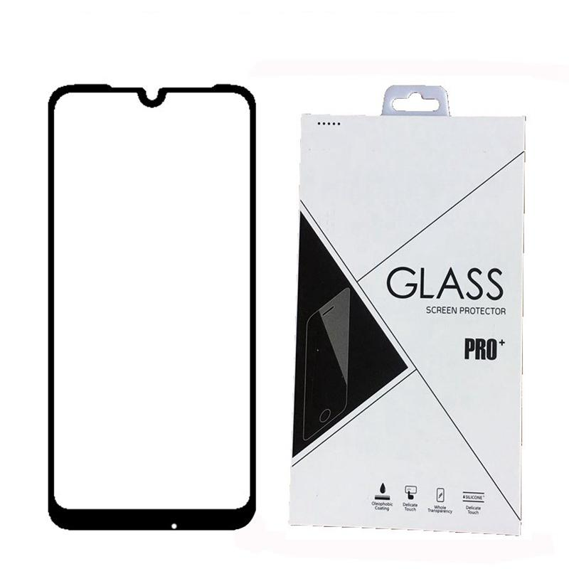 9H Full Cover Tempered Glass Screen Protector Silk Printed FOR Xiaomi 9 LITE 9 PRO F2 REDMI NOTE 8 PRO NOTE 8T REDMI 8 8A 100PCS RETAIL PACK