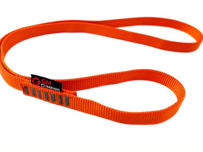 25KN 60cm Climbing Sling Bearing Strap Reinforce Rope belt Load-bearing 、RDR
