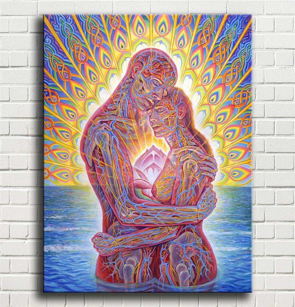 Alex Grey Painting Cost