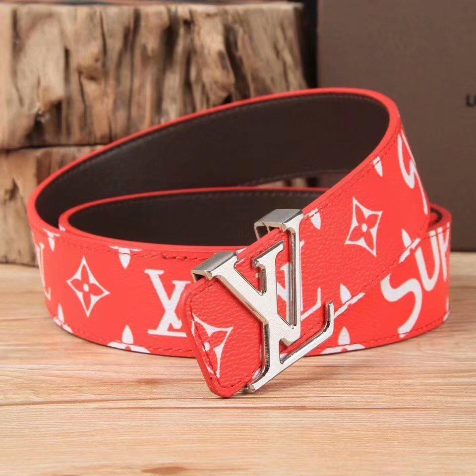 3Hot cinturones de lujo diseñadores beltsLV para los hombres hebilla de cinturón de castidad masculina beltsLV al por mayor caja hombre de la moda superior de la correa de cuero