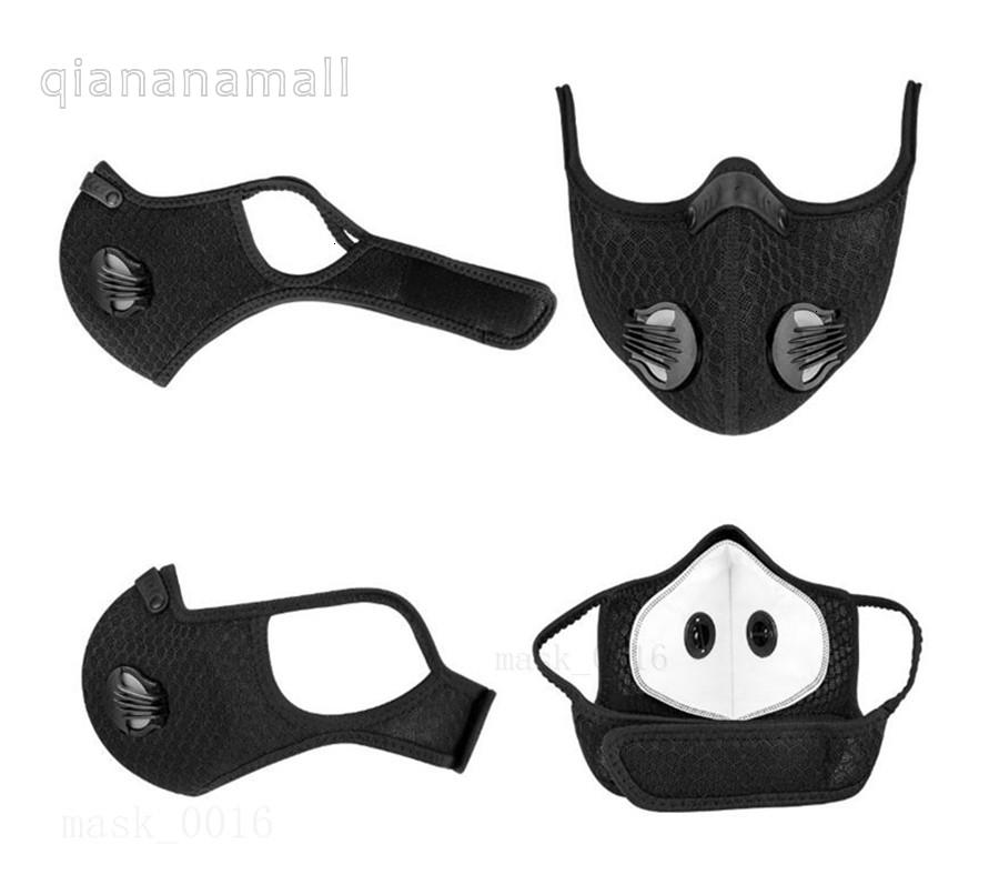 Gasket Disposable 3 Layer Safety Anti Fog Health Care Mouth Outdoor Face Mask Replacements Isolation 0DDM QA