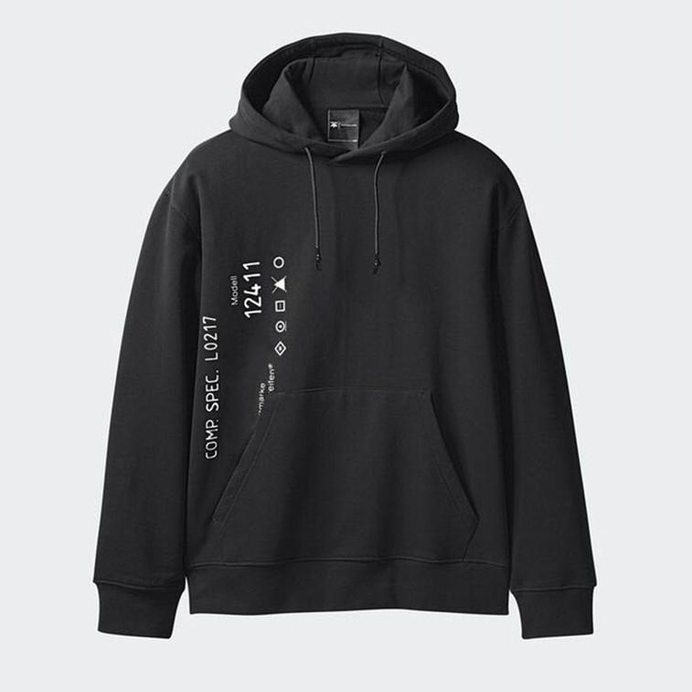 Mens Camisola Marca Designer Hoodies Pullover Letras Impressão Camisola Com Capuz Casuais Cor Pura Esportes Correndo Outwear LJJ98287