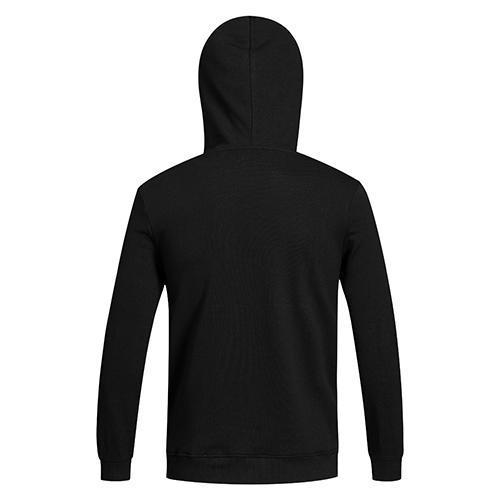 2019 осень новый дикий сплошной цвет высокий воротник теплый с длинными рукавами куртка рубашка повседневная тенденция свитер bh-7