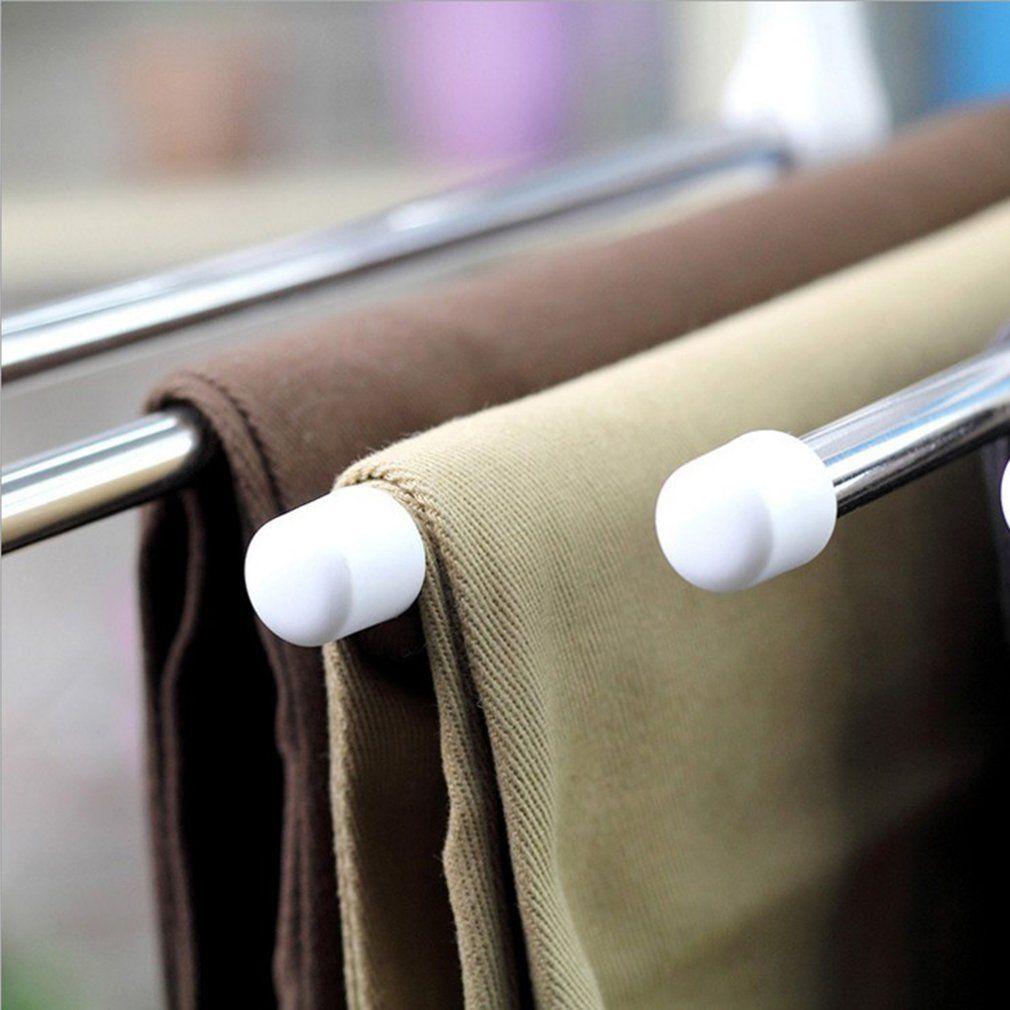 Çok fonksiyonlu Pantolon Dolap Askı Beş One Rafları Pantolon Askı Kurutma Rafları Taşınabilir Giyim Standları