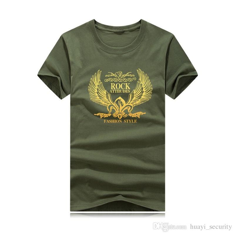 Vendita calda girocollo moda estate t shirt maniche corte uomo di alta qualità ricamo coccodrillo magliette casual top marca t-shirt abbigliamento uomo