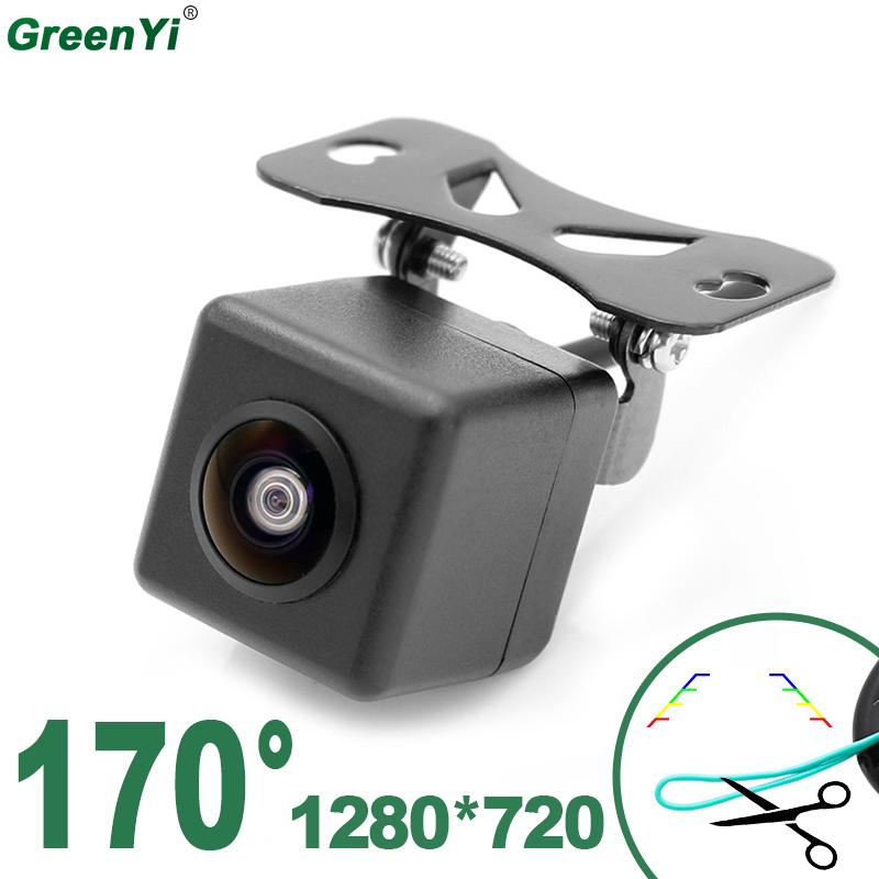 170 Degree 1280x720P HD AHD Starlight Night Vehicle Rear View Reverse Camera For Parking Monitor or Android DVD car