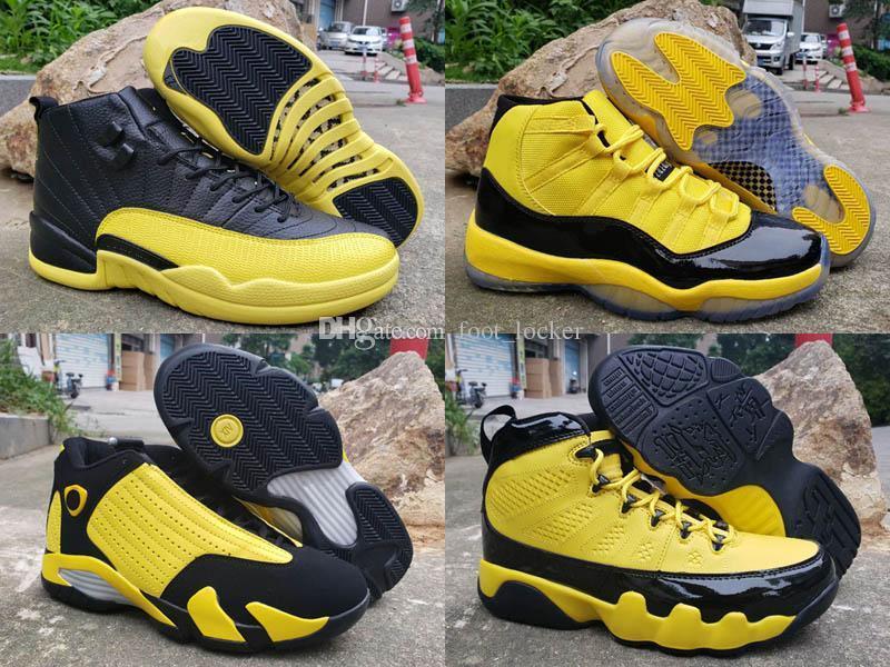 2019 Новый Jumpman 9 11 12 14 ТРАНСФОРМАТОРЫ ПАКЕТ баскетбол обуви мужские тапки 11s 12s Трансформаторы Шмель корзины обувь для дизайнерской обуви