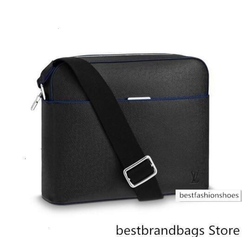ANTON MESSENGER PM M33445 Homens Messenger Bags Shoulder Belt Bag Totes Portfolio Pastas Duffle da bagagem