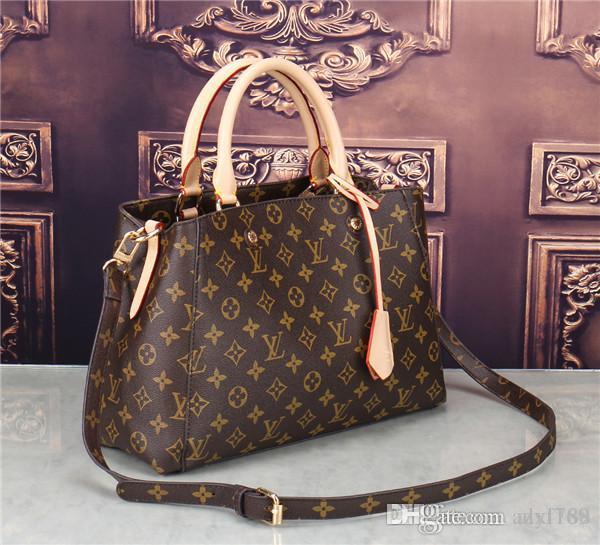 2020Hot Vender mais novo estilo Mulheres Messenger Bag Totes sacos Lady Composite mala a tiracolo Bolsas Pures10 A168