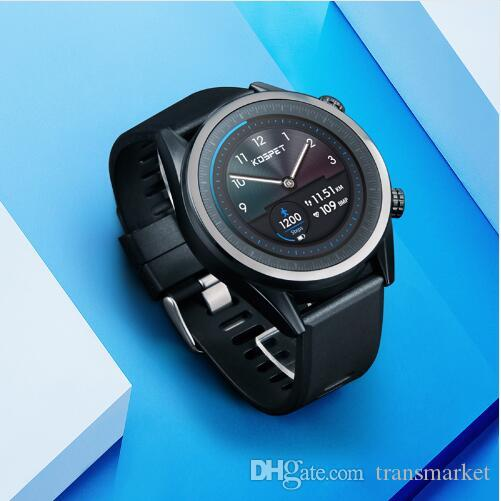 KOSPET Hope Lite 4G Montre intelligente Android7.1.1 WiFi Bluetooth HD Caméra Smartwatch Étanche GPS SIM Montre intelligente Hommes Saatler L5